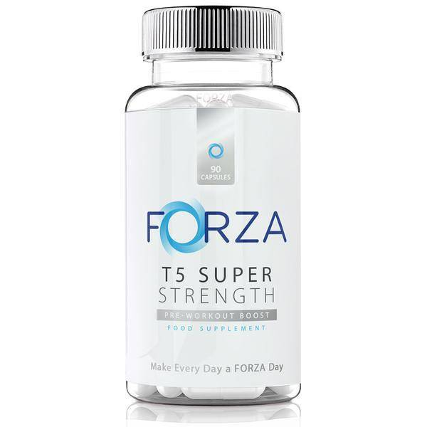 forza-supplementsit FORZA T5 Super Strength 90 Capsule