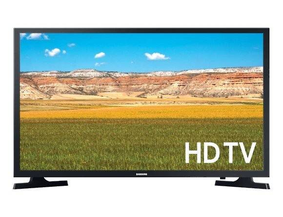 "samsung smart tv 32"" led hd tizenâ""¢ browser processore hyper real hdr wifi 2 hdmi 1 usb dvb t2 32t4302"