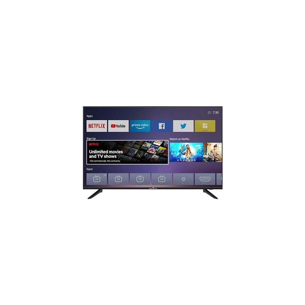 "smart tech tv led ultra hd 4k 43"" smt43f30uv2m1b1 smart tv linux"