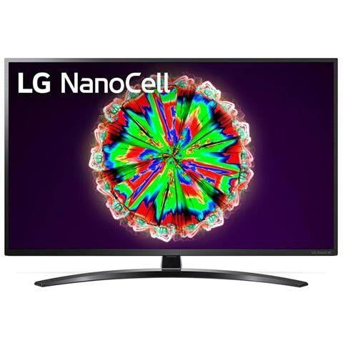 LG 55NANO793NE Smart TV 55 Pollici 4K Ultra HD Televisore LED DVB-T2 Wifi LAN Nanocell