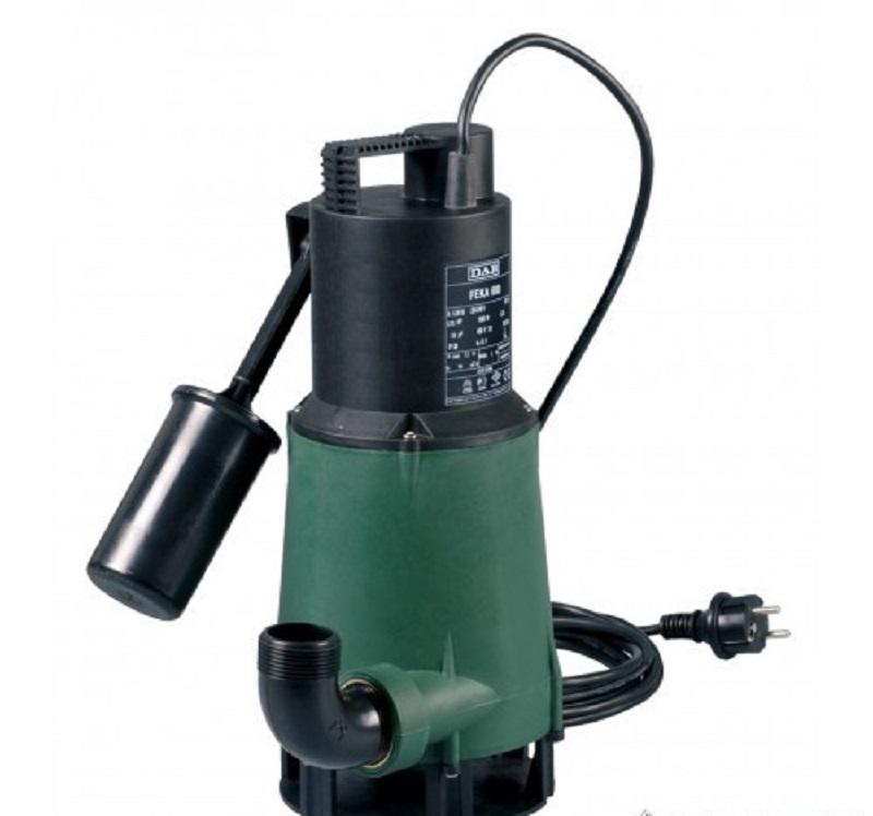 DAB Pompa Sommergibile Dab Mod. Feka 600 M-a Hp 0,75 Monofase