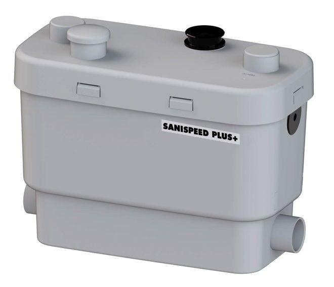 SANITRIT SFA Pompa Per Acque Chiare Marca Sfa Sanitrit Modello New Sanispeed Plus