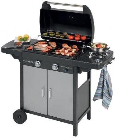 barbecue a gas in acciaio 2 series classic exs vario