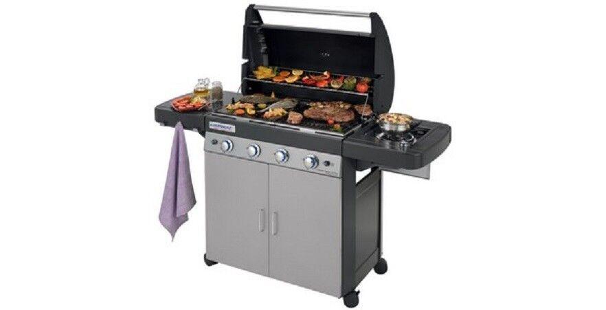 barbecue a gas in acciaio 3 series classic ls plus cod.15723