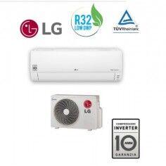 LG CLIMATIZZATORE CONDIZIONATORE INVERTER LG SERIE STANDARD-WIN DUALCOOL S12ER NSJ DA 12000 BTU CON GAS R32 - NEW 2019