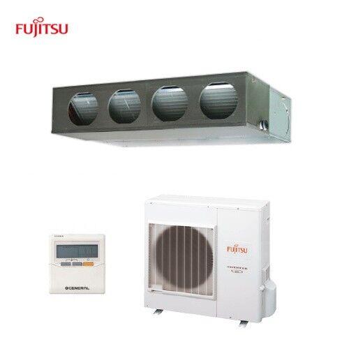 Climatizzatore Condizionatore Fujitsu Canalizzabile Inverter Serie Lm Aryg24lmla 24000 Btu In Classe A++