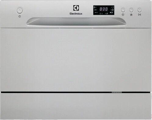 electrolux lavastoviglie compatta electrolux rex modello esf2400os classe a+ da 6 coperti da 45 cm colore silver