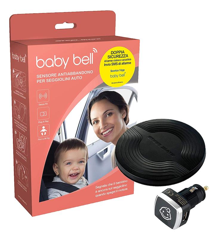 Baby Bell Sensore Anti Abbandono