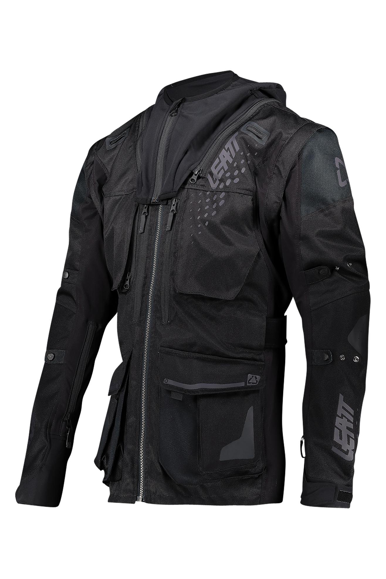 leatt giacca enduro  moto 5.5 nera
