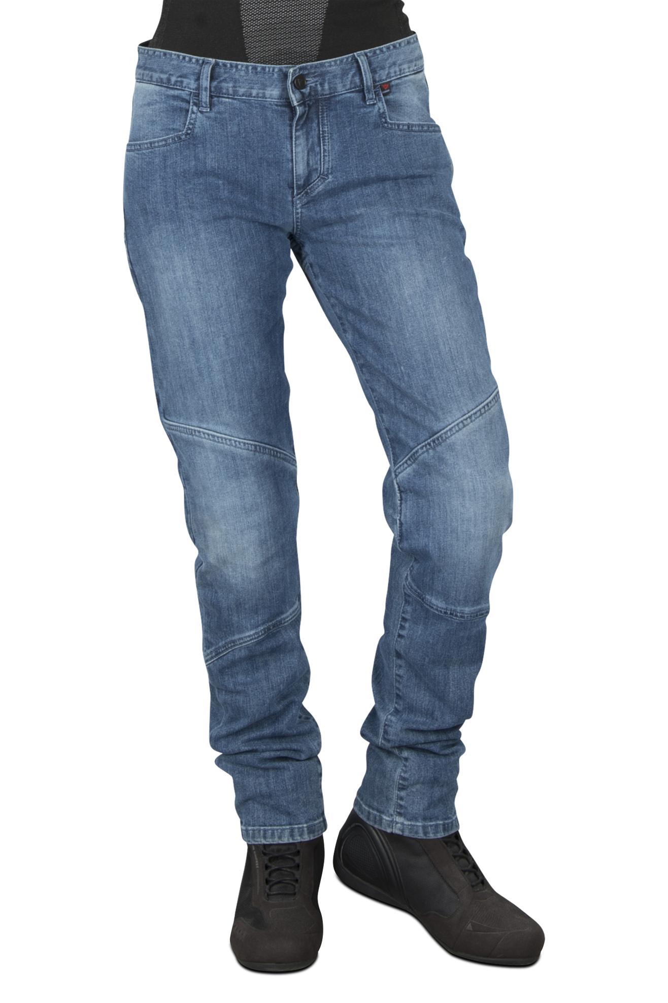 Dainese Jeans Donna  Amelia Slim Denim Medio