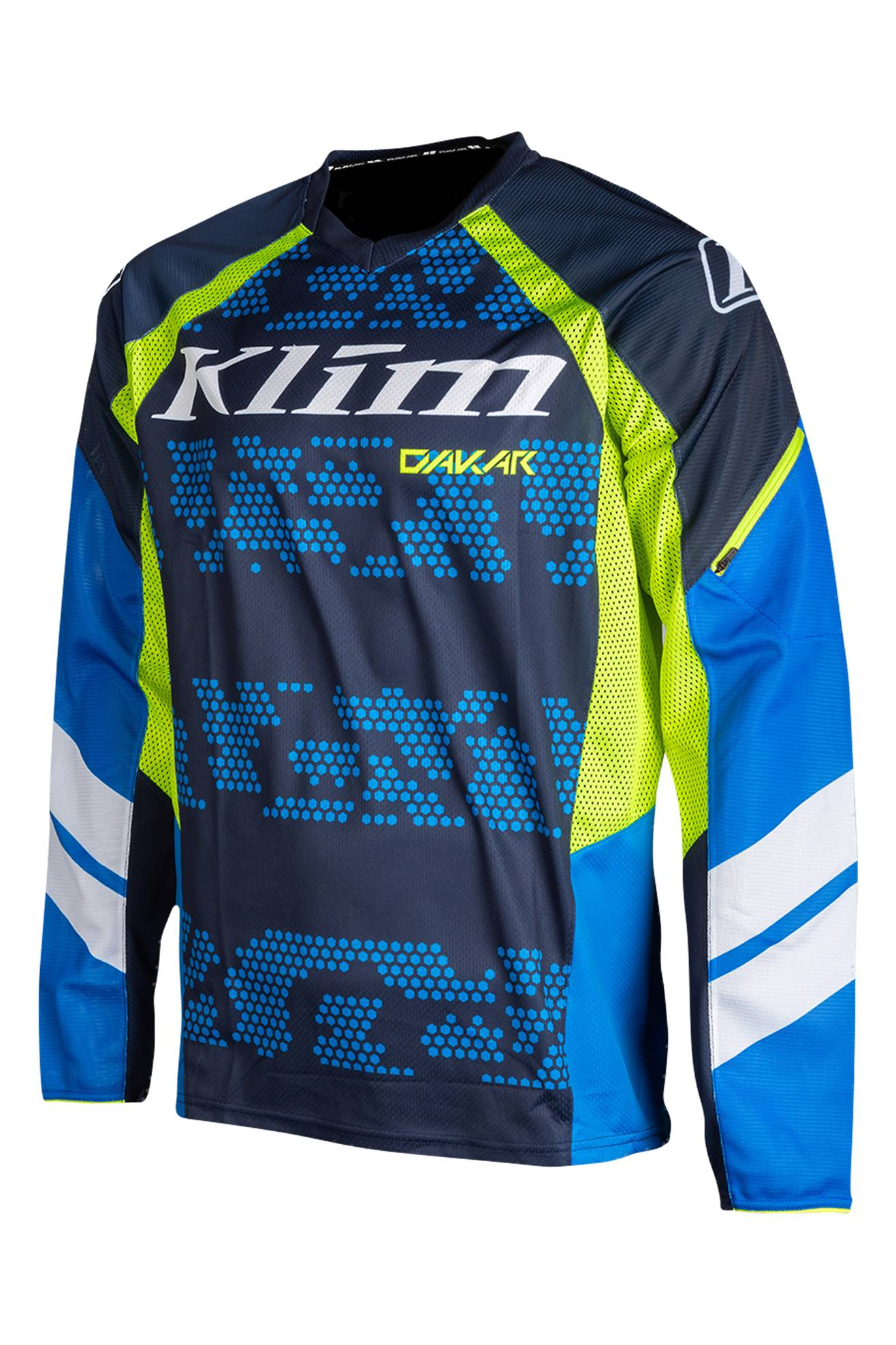 KLIM Maglia Cross/Enduro  Dakar Blu