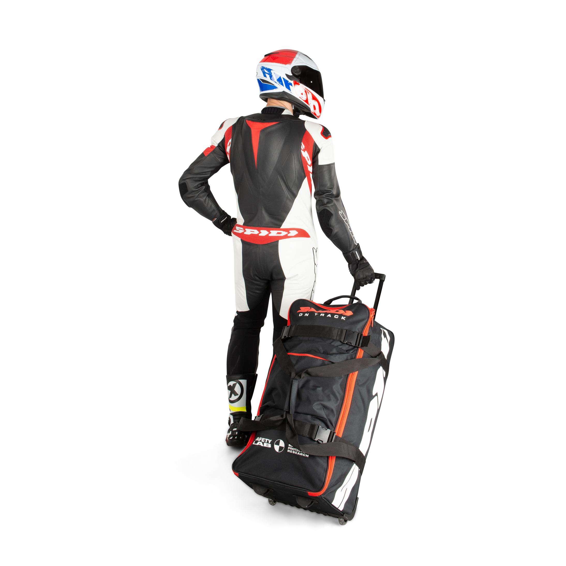 Spidi Borsone  Rider Gear Nero
