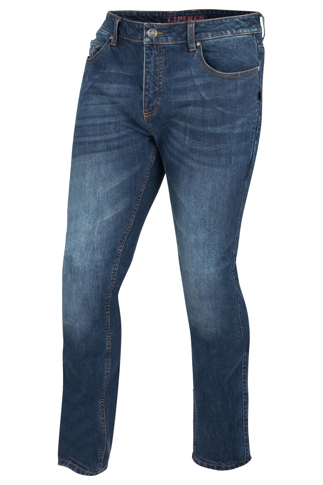 Segura Jeans Moto  Vertigo Blu Lavato