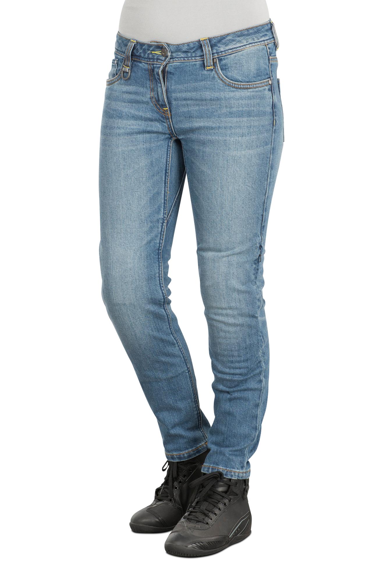 Spidi Jeans Donna  J-Tracker Blu