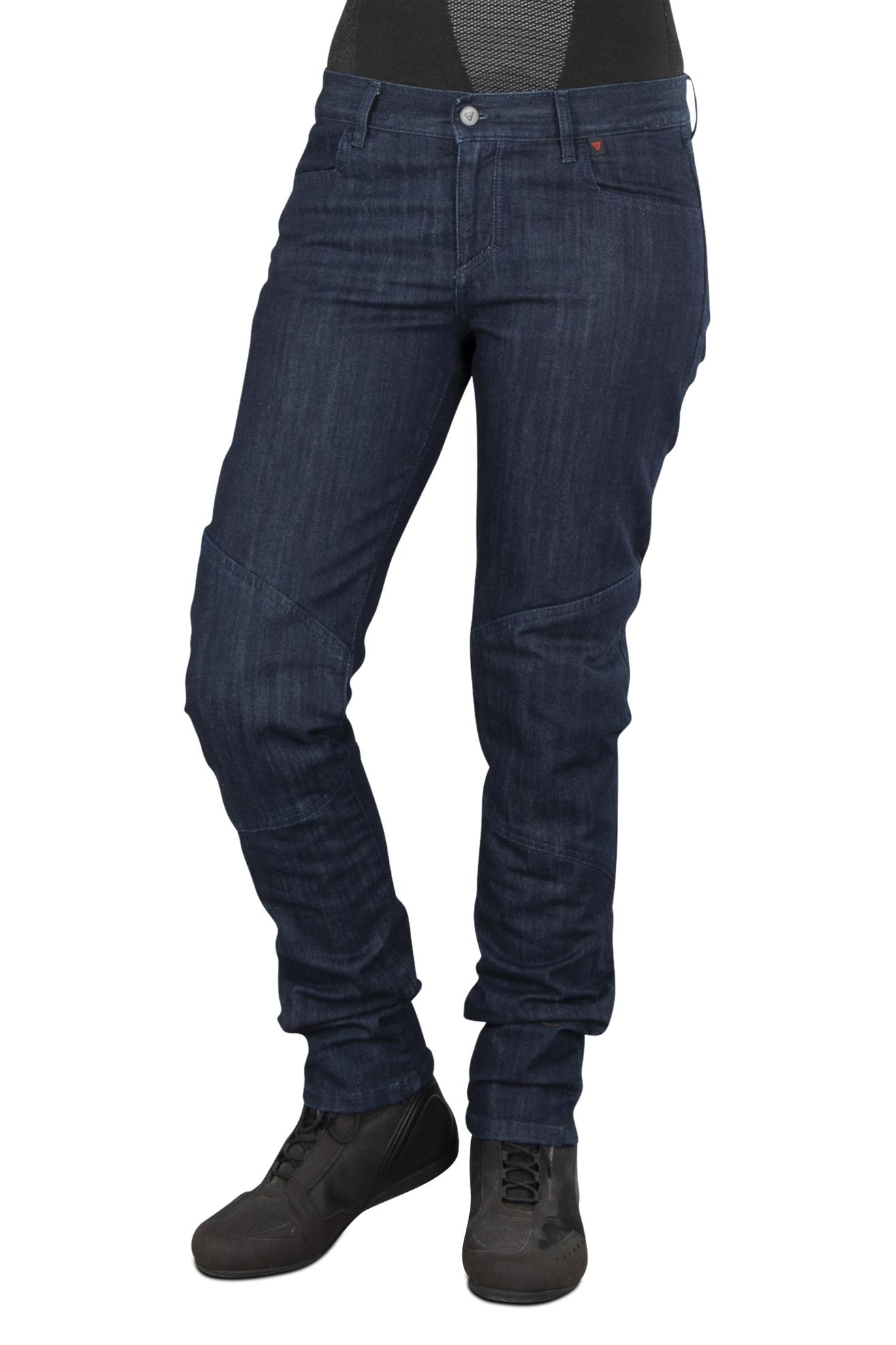 Dainese Jeans Donna  Amelia Slim Denim Scuro