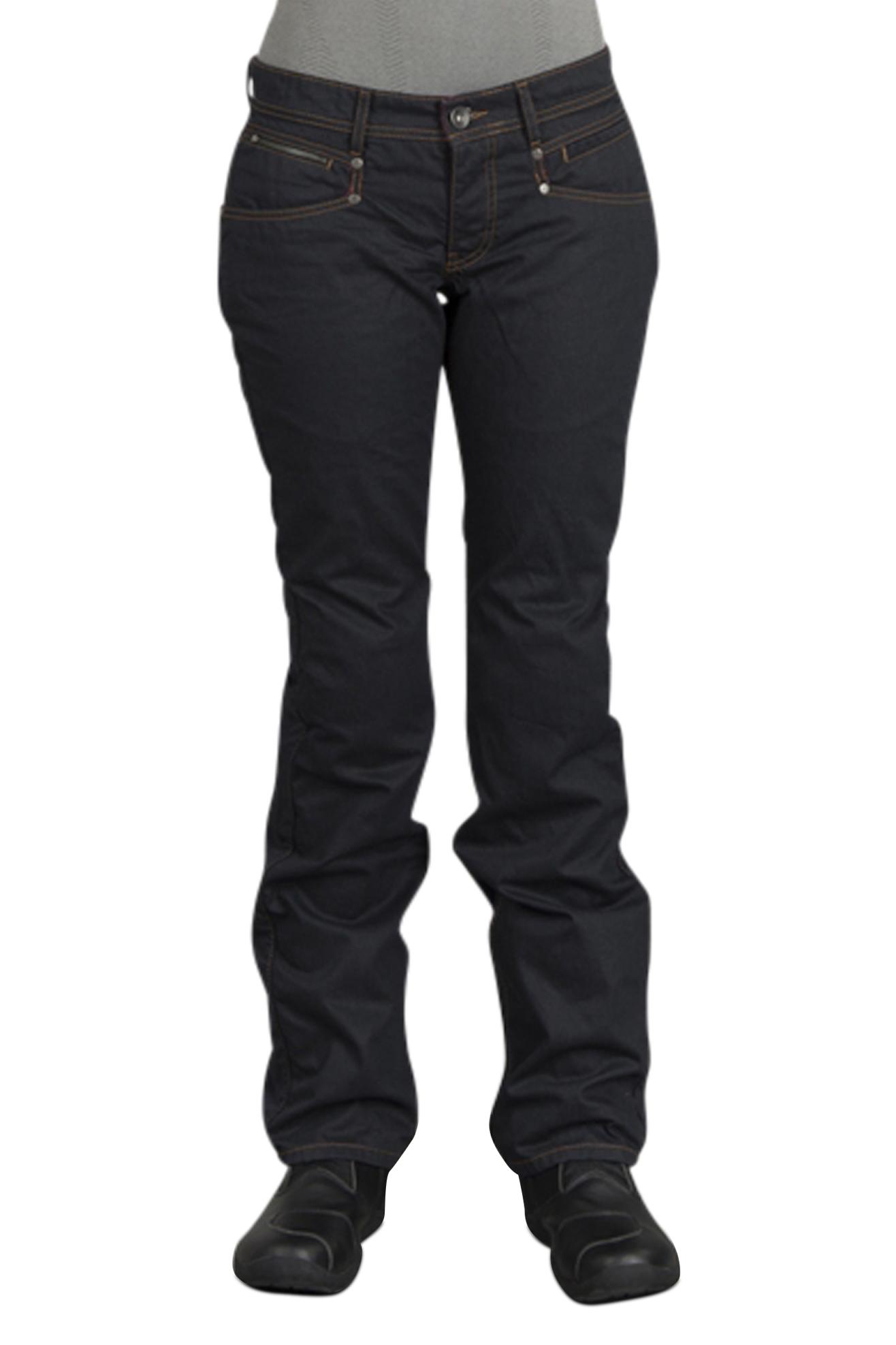 Bering Jeans Donna  Clif EVO Corti Blu