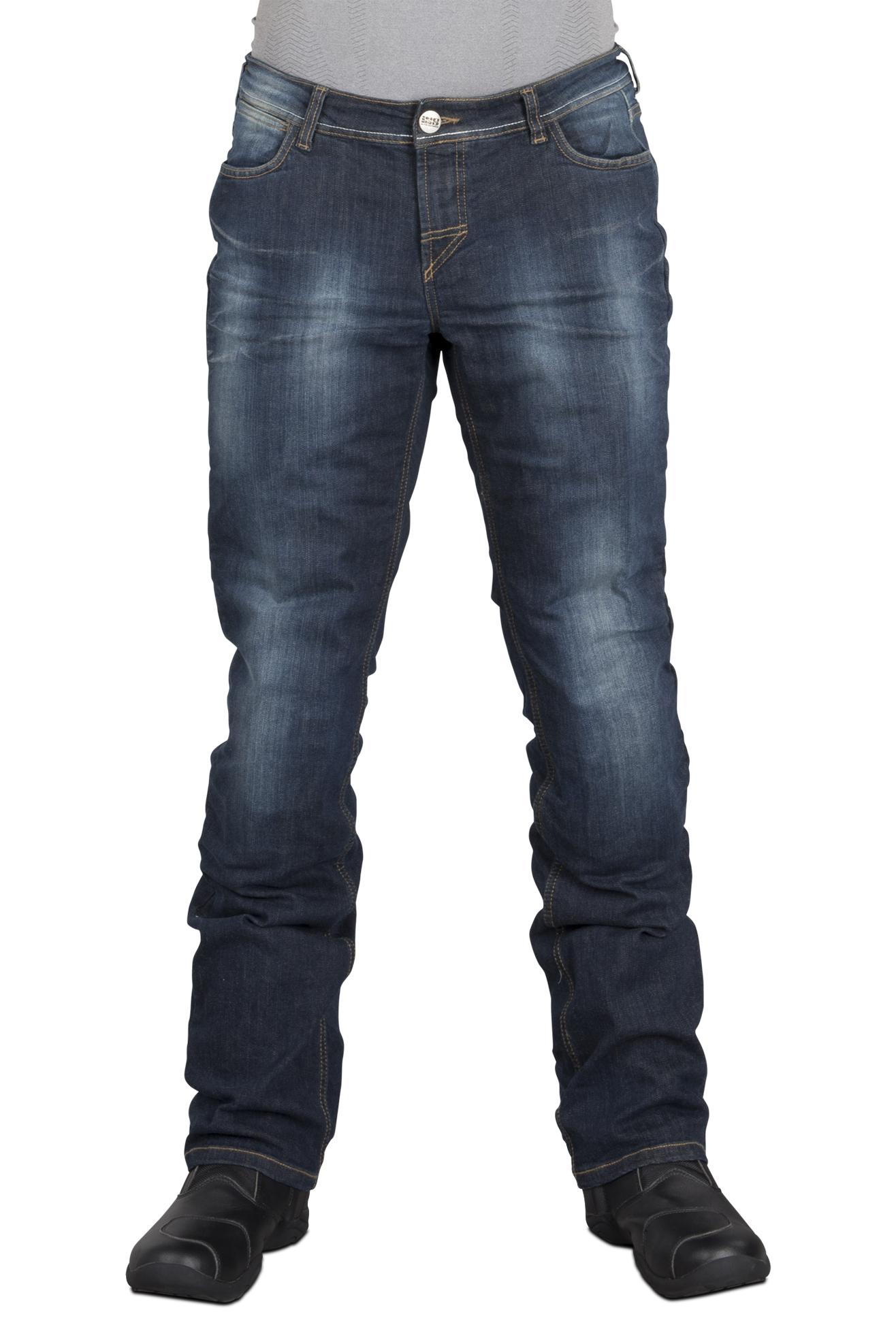 iXS Jeans Donna  Cassidy 2 Blu