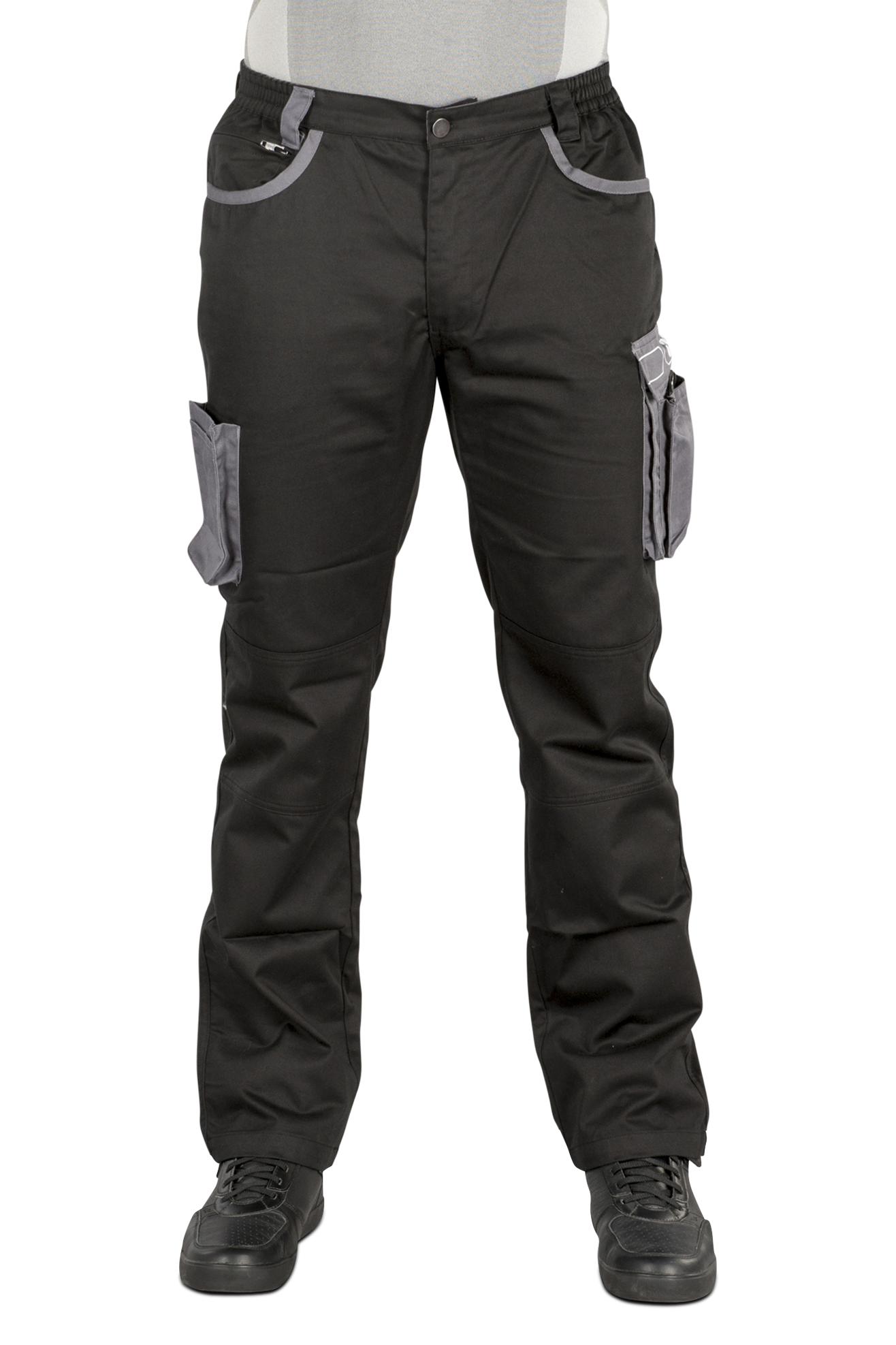iXS Pantaloni  Team Nero-Grigio