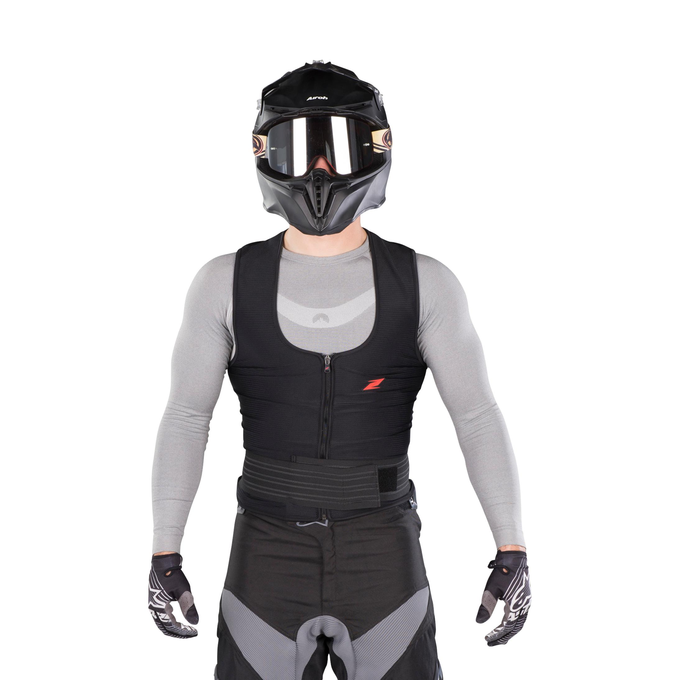 Zandonà Gilet Protettivo  Soft Active Evo x8 Space Walker