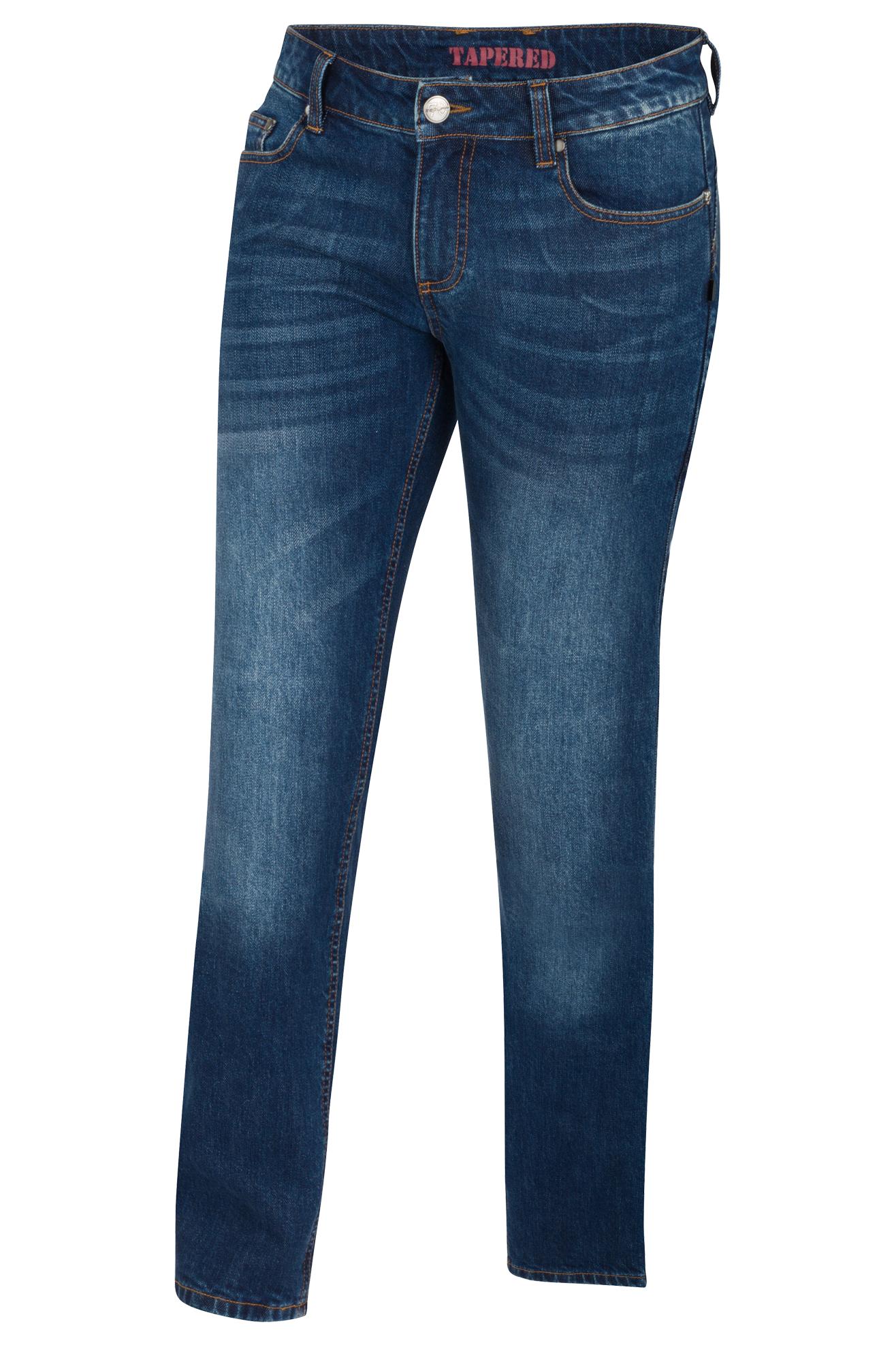 Segura Jeans Moto Donna  Lady Vertigo Blu Lavato