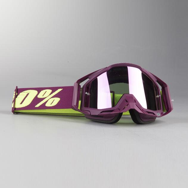 100% Maschera Cross  Racecraft Klepto