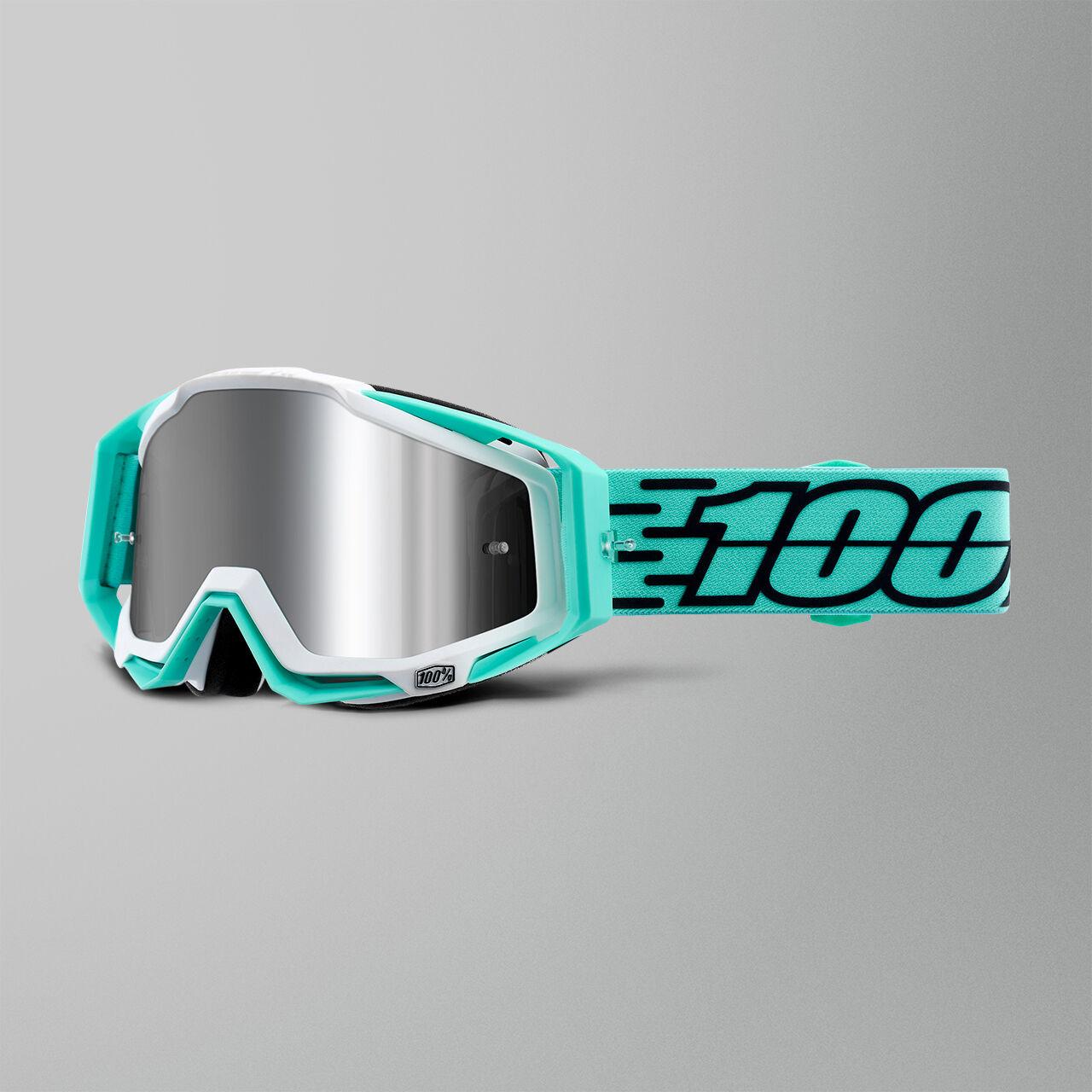 100% Maschera Cross  Racecraft Plus