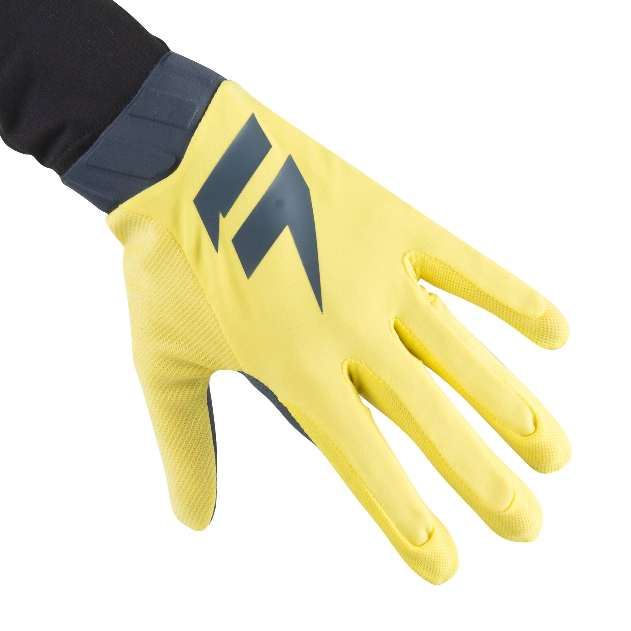 Shift Guanti Cross  3LACK Air Giallo-Blu