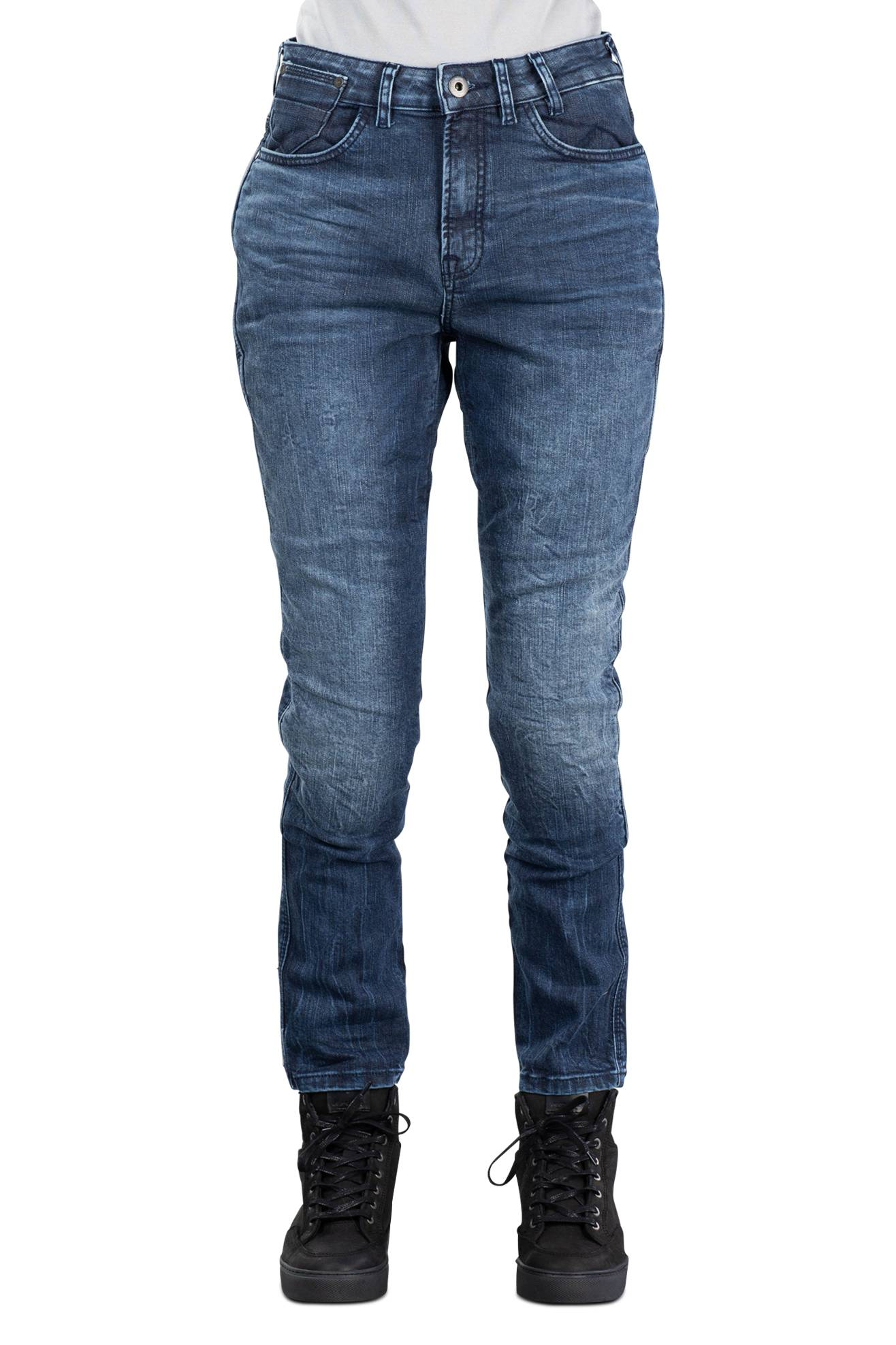 REV'IT! Jeans Moto Donna Rev'it! Victoria Azzurri