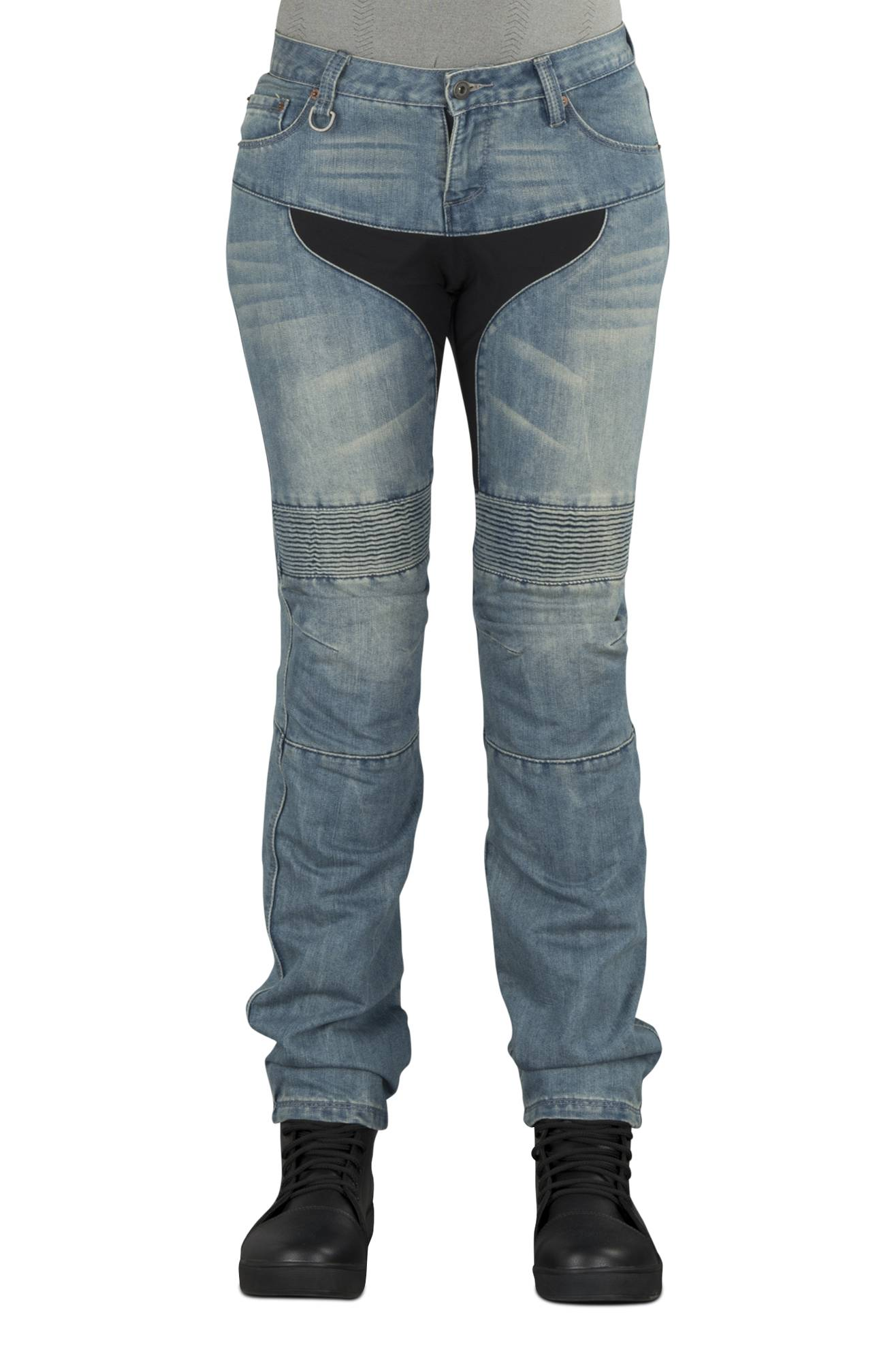 Spidi Jeans Donna  Furious Super Stone Wash