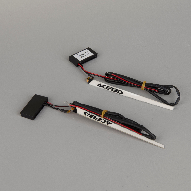 Acerbis Cinturino LED per paramani  X-Tarmac