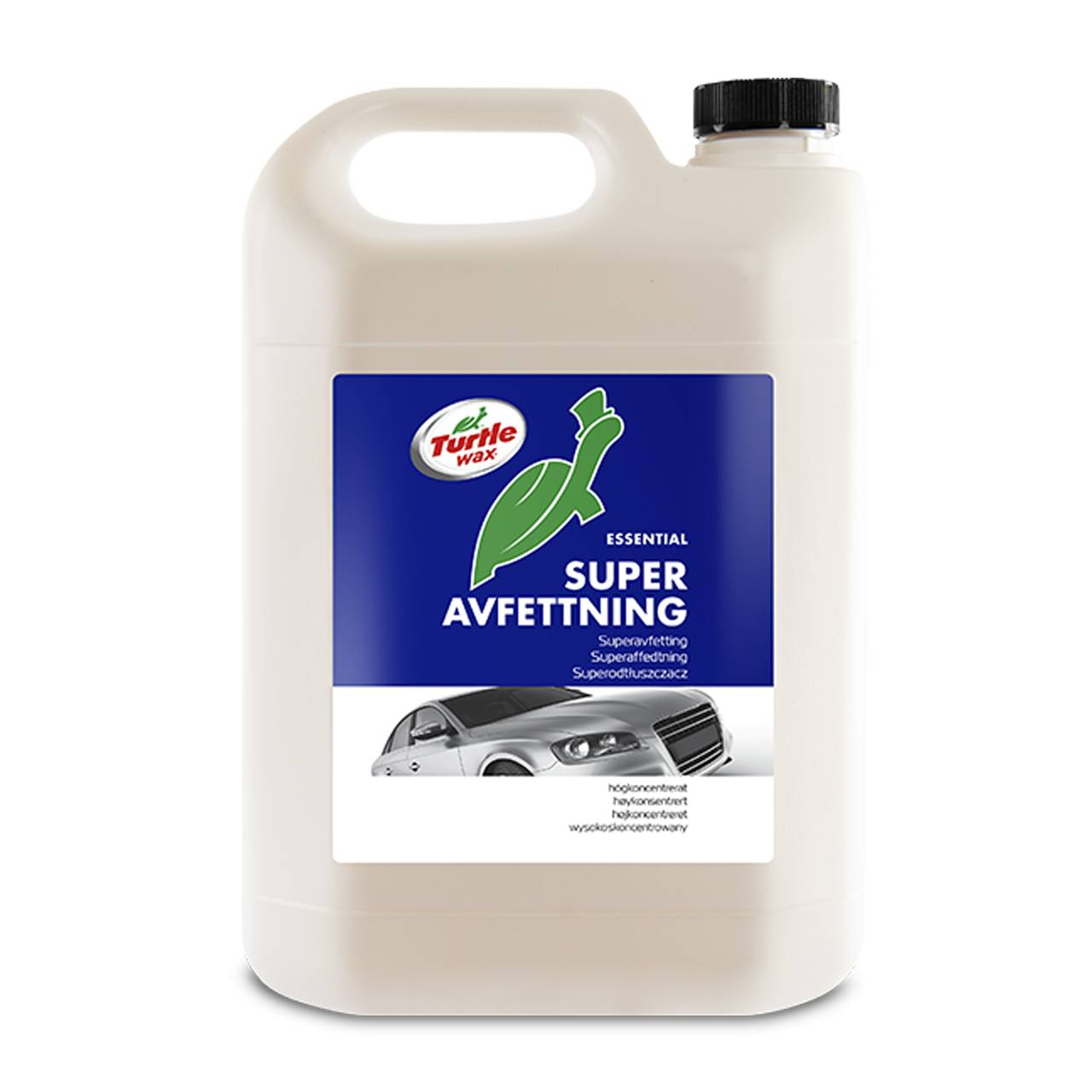 Turtle Wax Sgrassante  Super Degreaser 5L