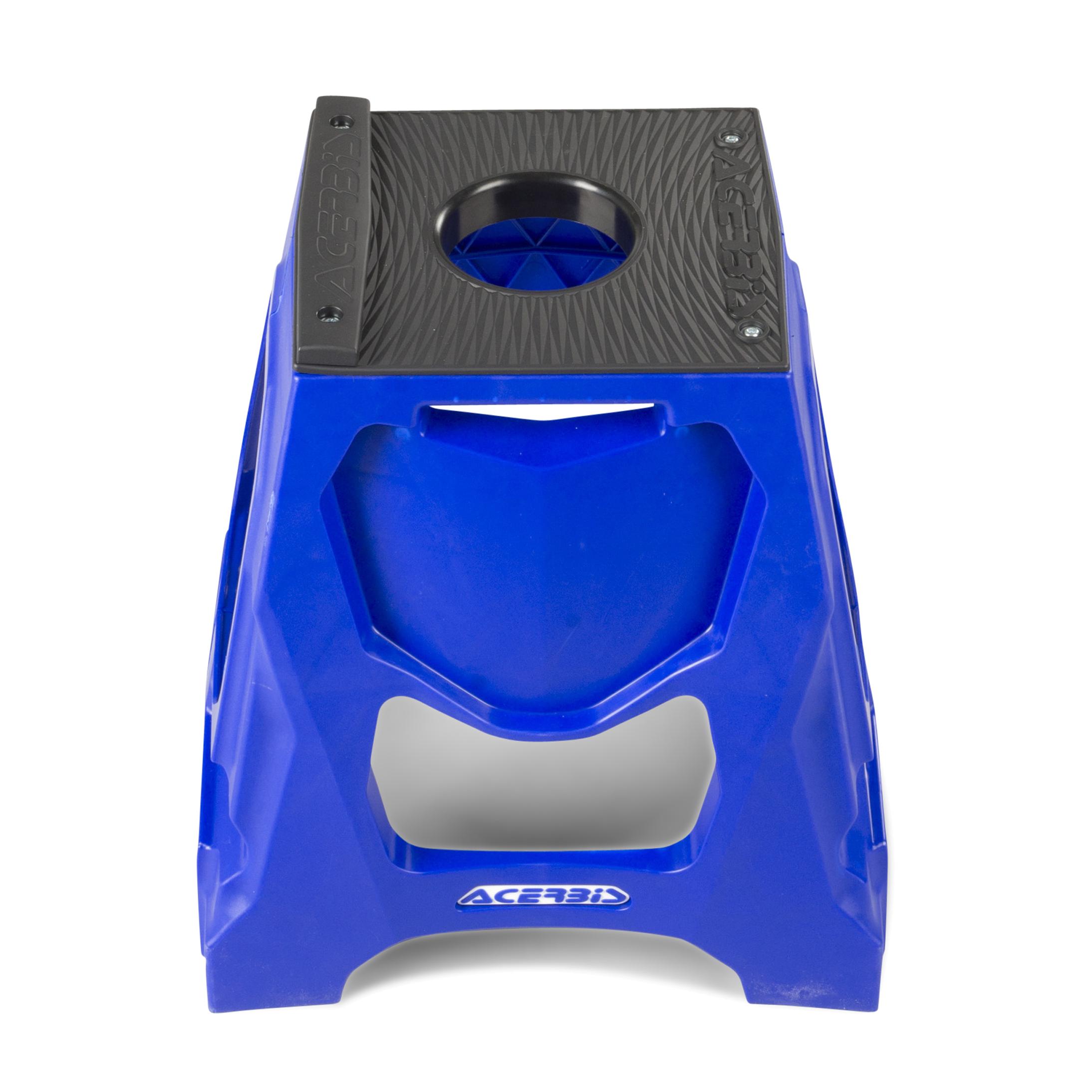 Acerbis Cavalletto Tipo Sgabello  711 Blu