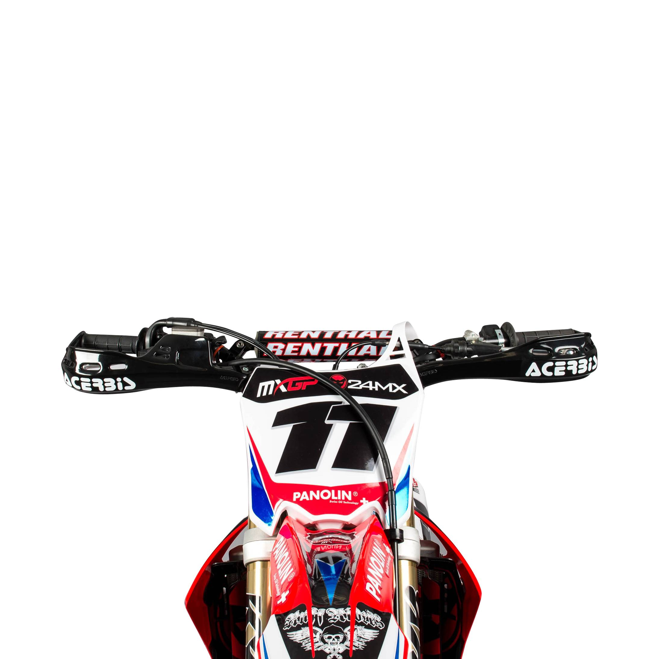 Acerbis Paramani  Rally Brush