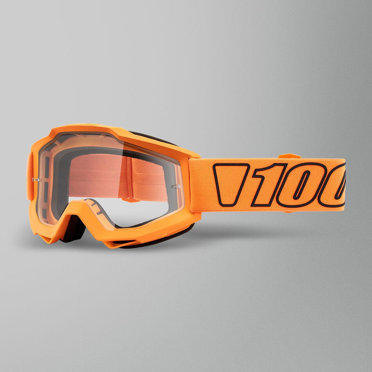 100% Maschera Cross  Accuri Luminari Arancio