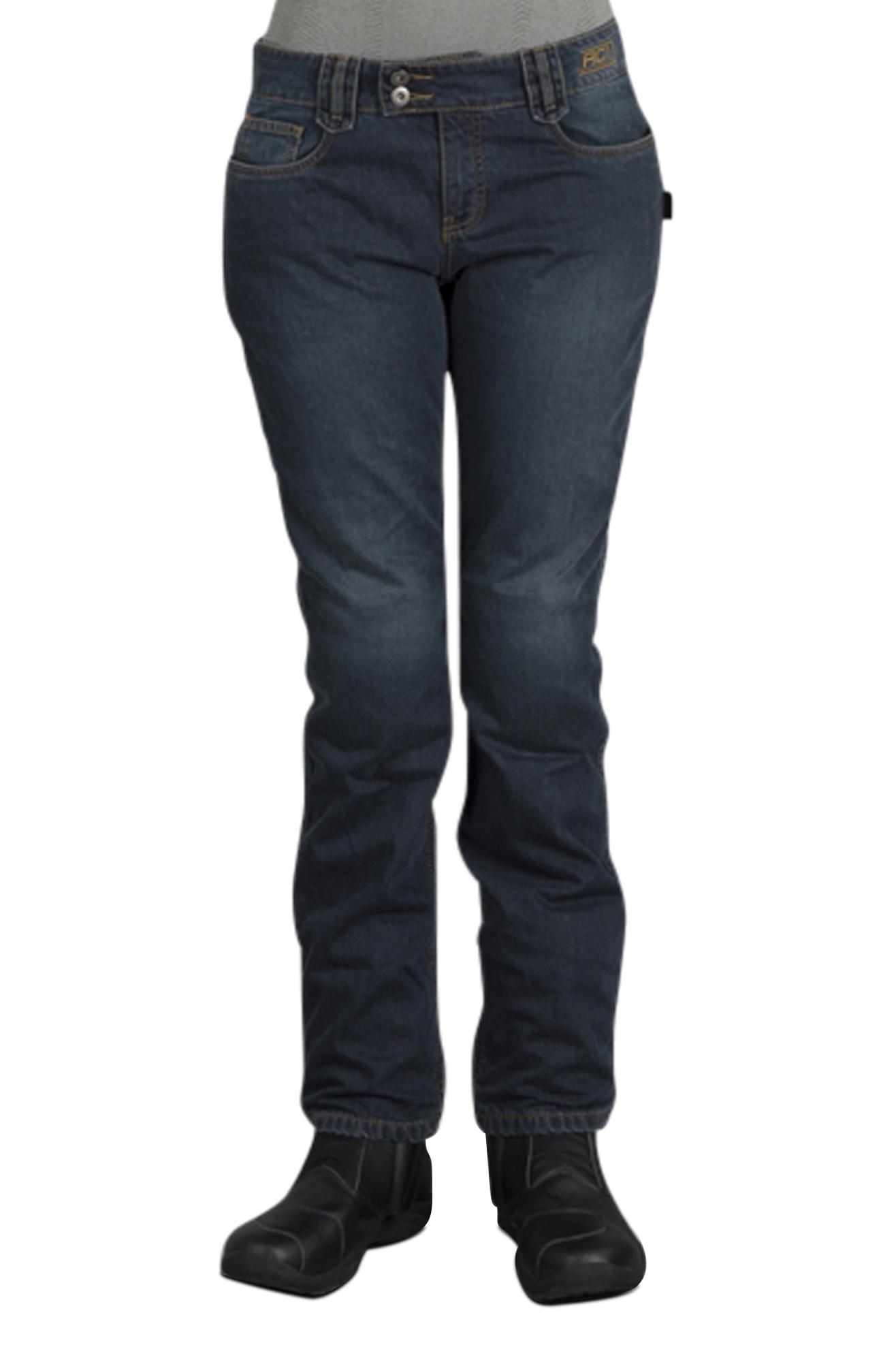 Bering Jeans Donna  Elton Corti Blu