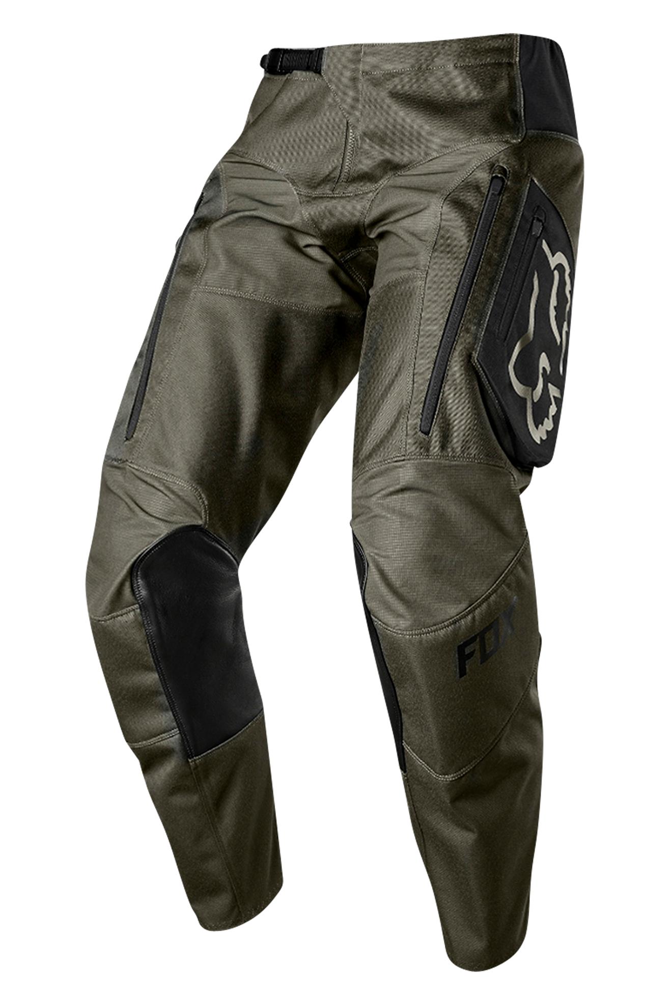 FOX Pantaloni Cross  Racing Legion LT Verdi