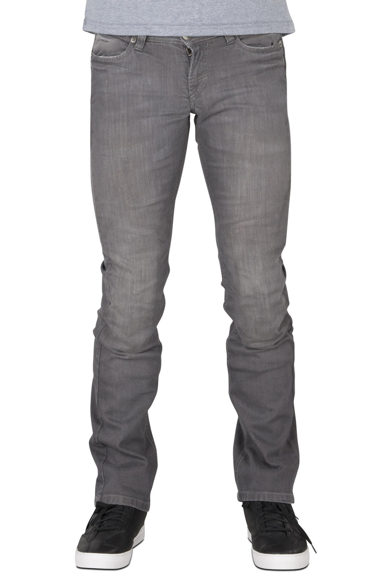 iXS Jeans Donna  Wyatt Grigio
