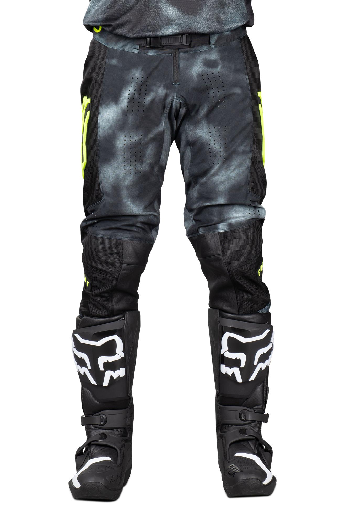 FOX Pantaloni Cross  Racing 360 Haiz Neri