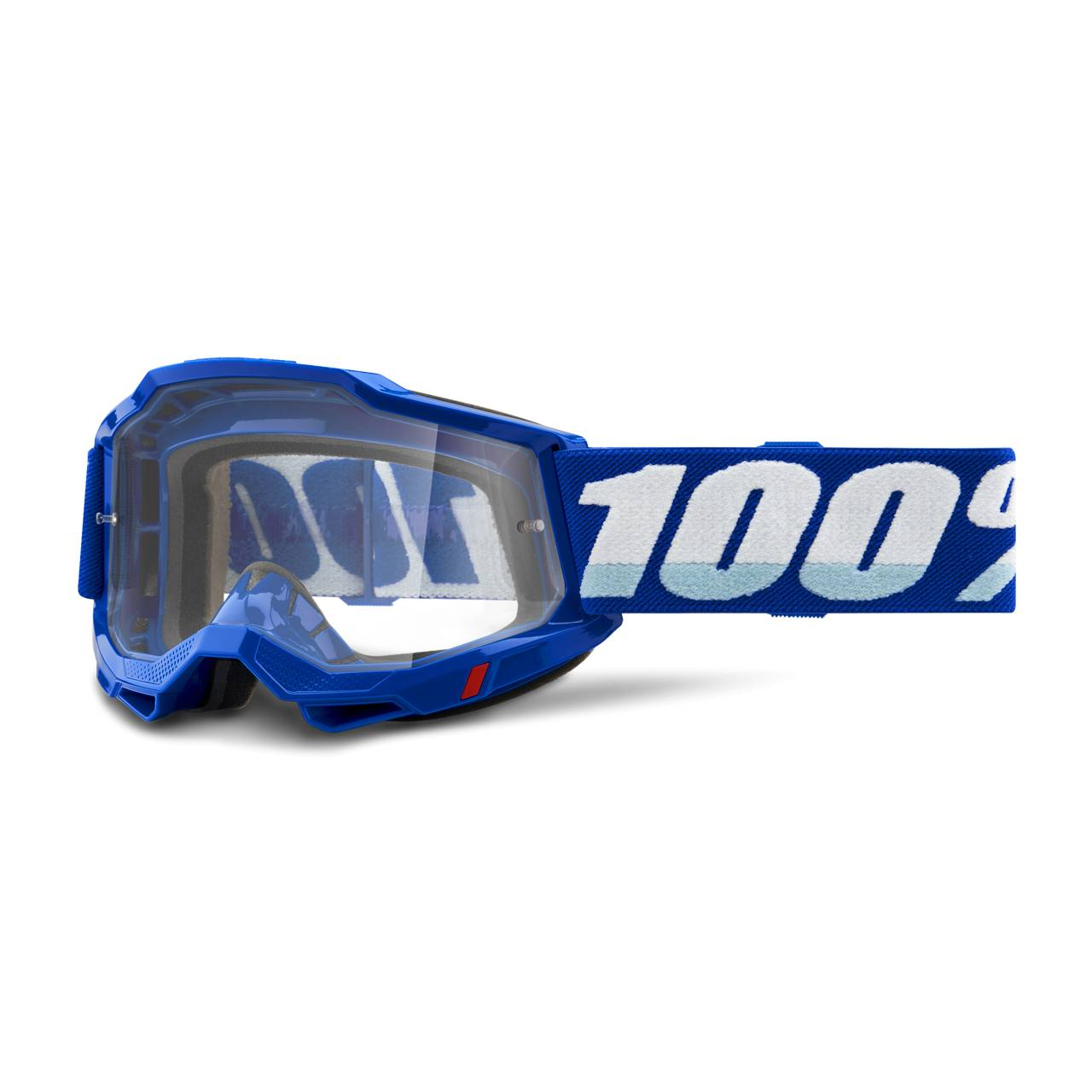 100% Maschera Cross  Accuri 2 Blu