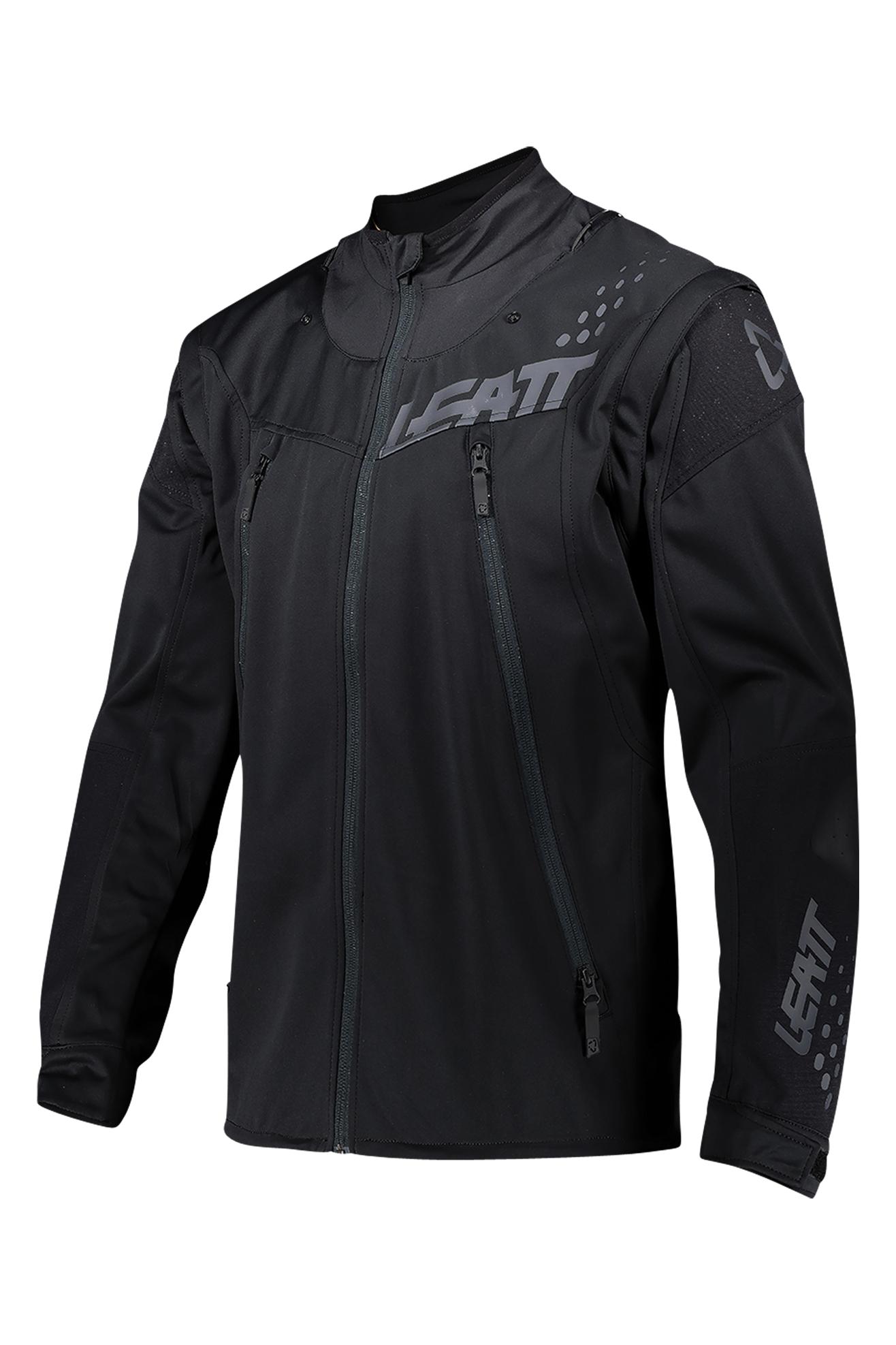 leatt giacca enduro  moto 4.5 lite nera
