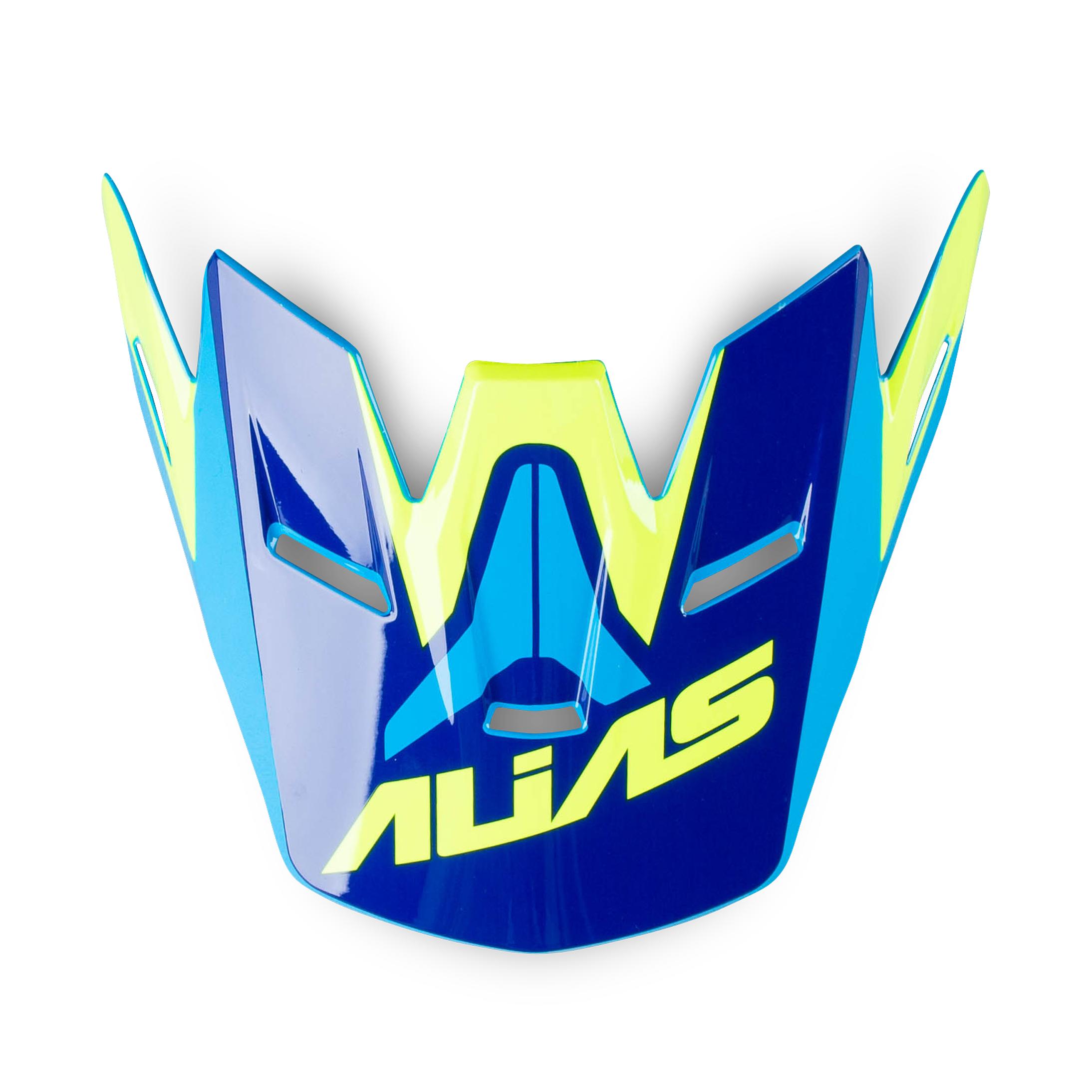 Alias Frontino  UC1 Giallo Fluo/Blu Taglia Unica