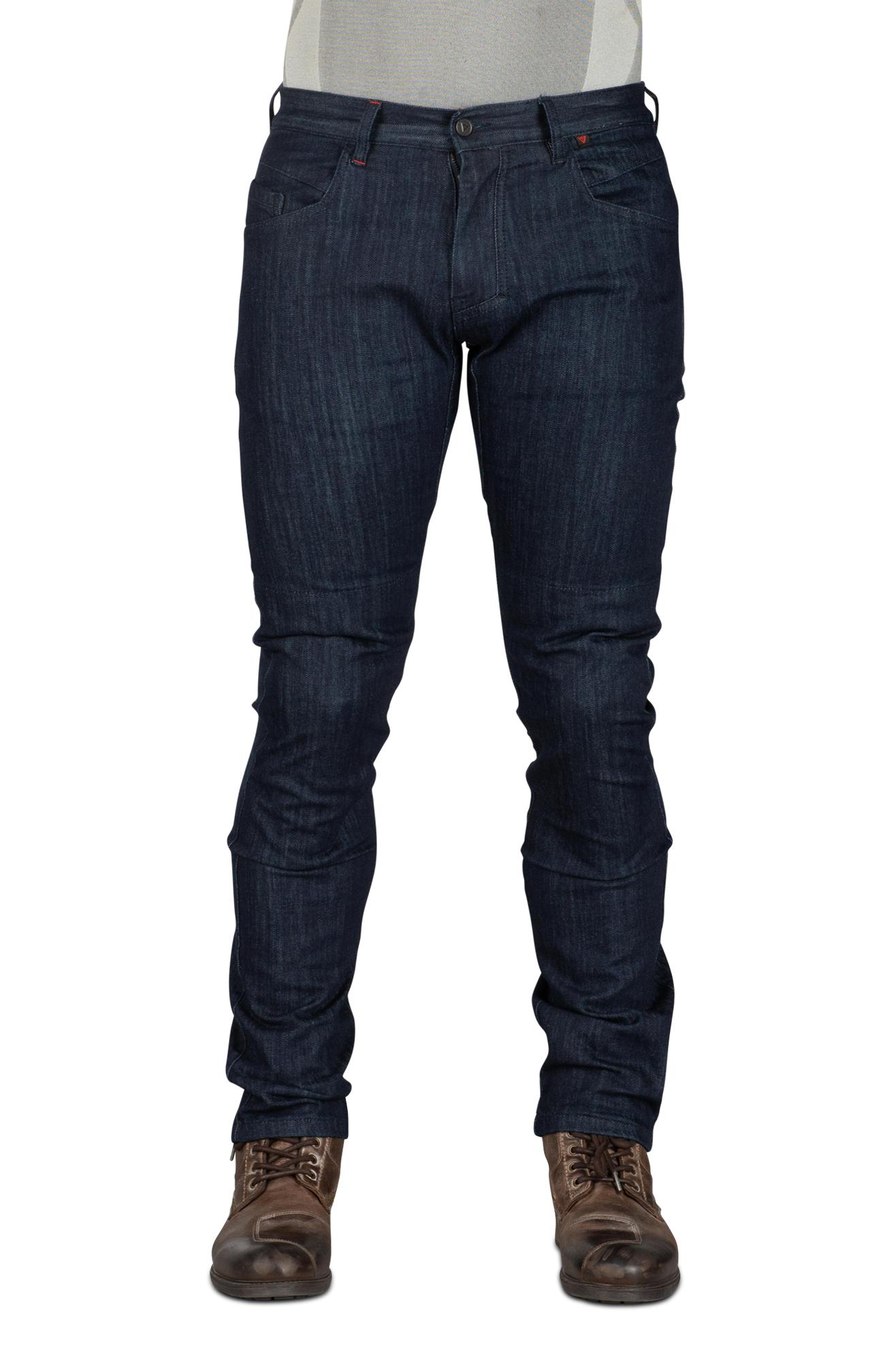 Dainese Jeans Moto  Trento Slim Blu Scuro