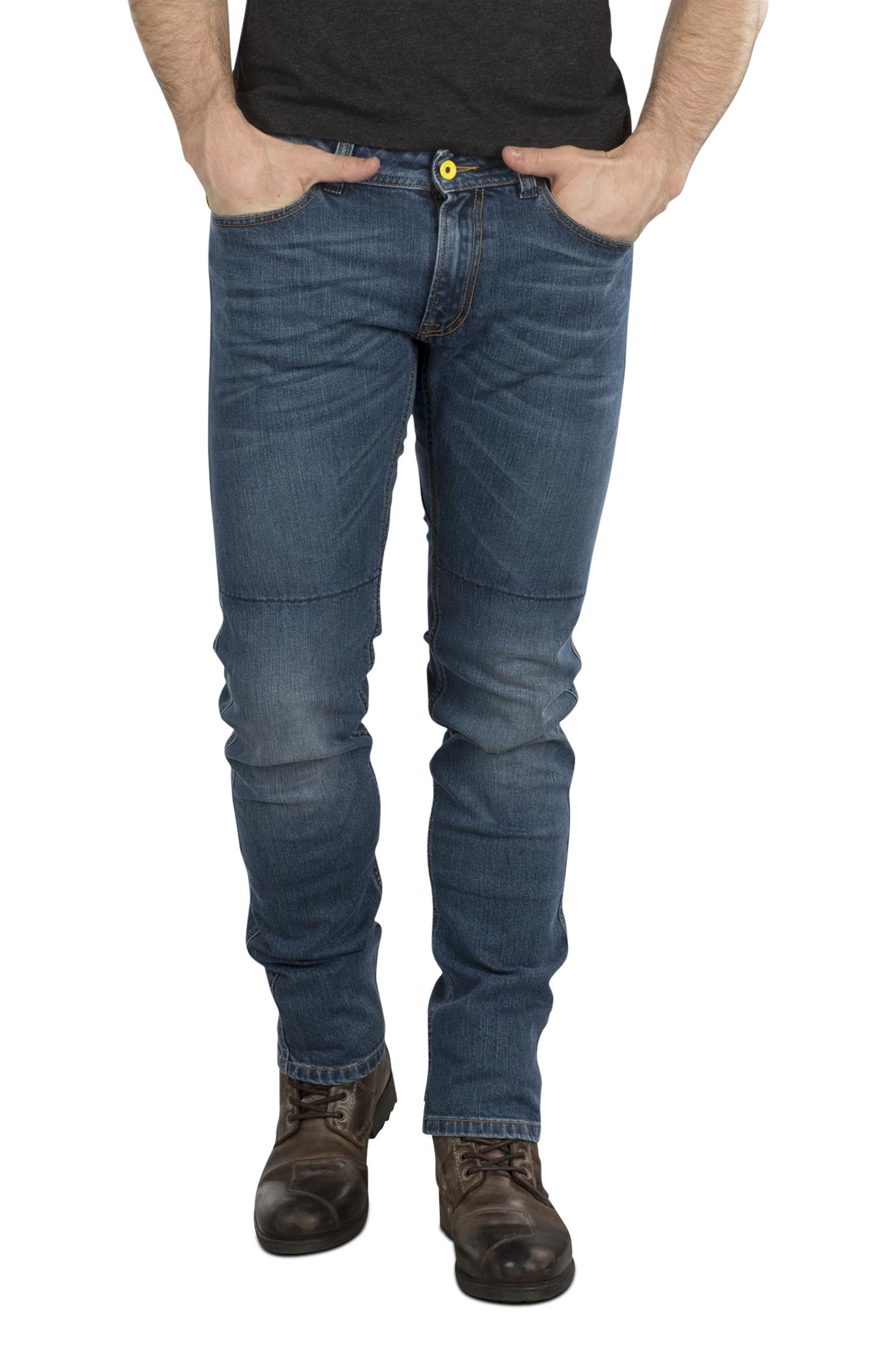 Spidi Jeans  Qualifier Slim Fit Blu