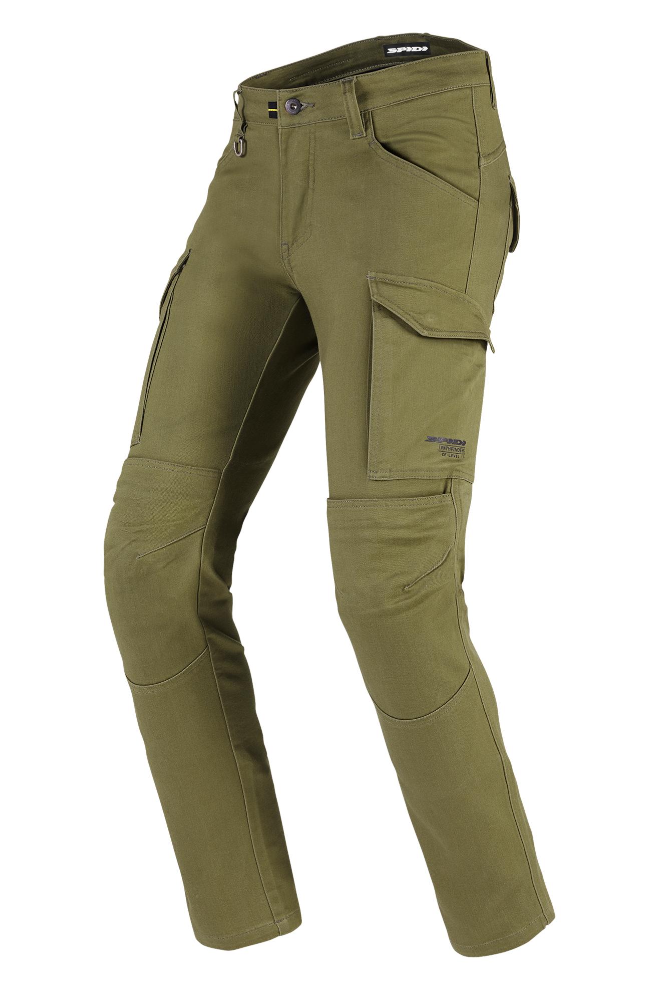 Spidi Jeans Moto  Pathfinder Cargo Militare