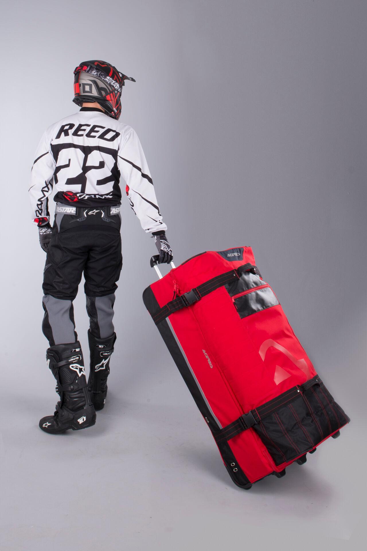 Acerbis Borsone  X-Moto Rosso