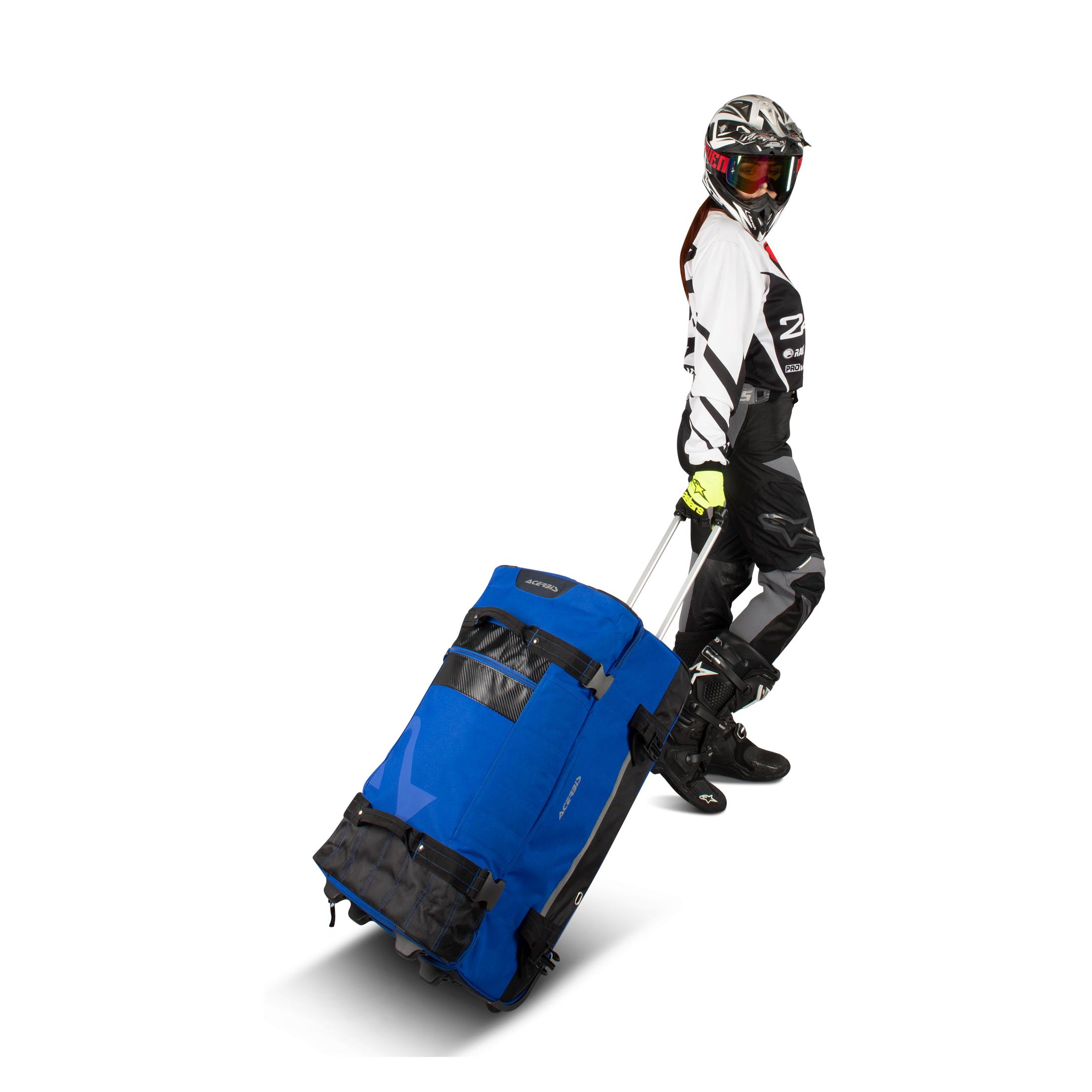 Acerbis Borsone  X-Trip 105 Litri Blu