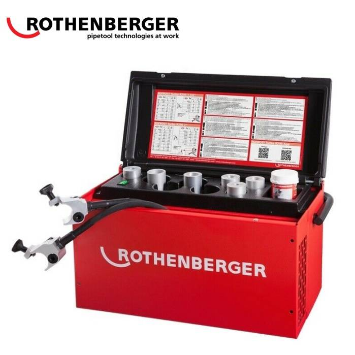 "Rothenberger Macchina Congelatubi Ecologica Rothenberger Modello Rofrost Turbo R290 1.1/4""Con Tagliatubi Minimax 3-28mm"