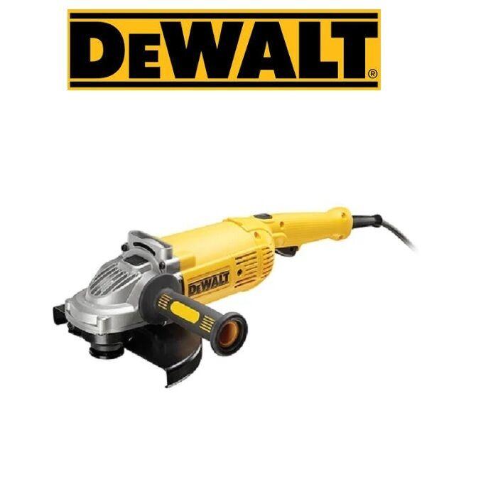 dewalt smerigliatrice angolare 230 mm 2200w mod dwe492