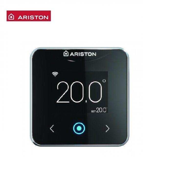 ariston termostato wi-fi ad interfaccia touch cube s net cod. 3319126