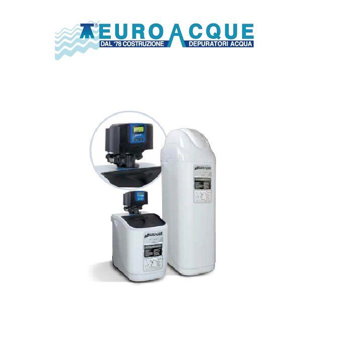 EuroAcque Addolcitore Acquaautomatico Cabinato Euroacque Mod. Ekosoft M15 15 Litri
